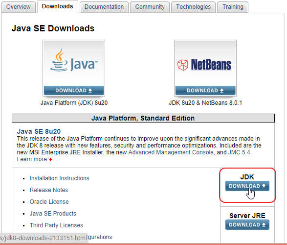 jdk download